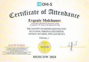 Molchanov курс -2020_1